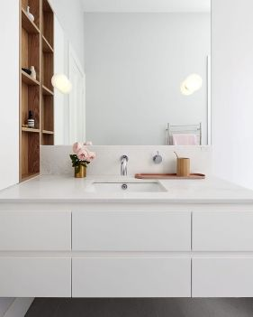 Relaxing undermount kitchen sink white ideas 31