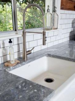 Relaxing undermount kitchen sink white ideas 32