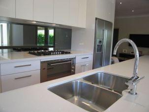 Relaxing undermount kitchen sink white ideas 35