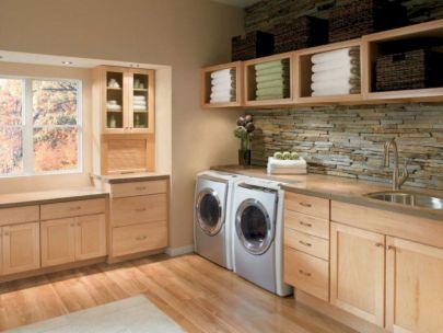Stunning laundry room decor ideas 01