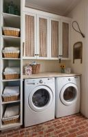 Stunning laundry room decor ideas 09