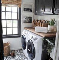 Stunning laundry room decor ideas 11