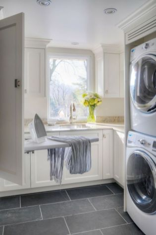 Stunning laundry room decor ideas 12