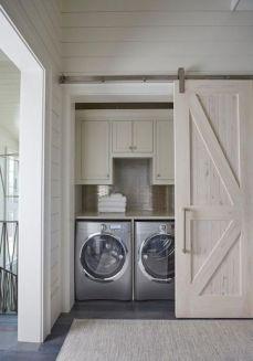 Stunning laundry room decor ideas 19