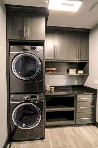 Stunning laundry room decor ideas 21