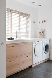 Stunning laundry room decor ideas 31