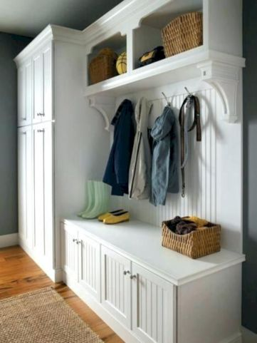 Stylish cabinets for laundry room 39