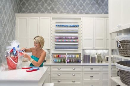 Totally inspiring laundry room wall cabinets ideas 22