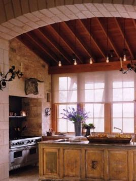 Unordinary italian rustic kitchen decorating ideas to inspire your home 02