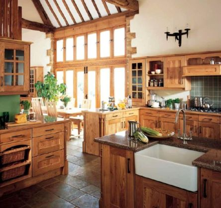 Unordinary italian rustic kitchen decorating ideas to inspire your home 22
