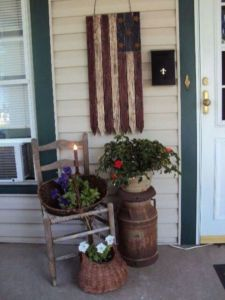Amazing farmhouse porch decorating ideas 03