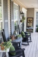 Amazing farmhouse porch decorating ideas 12