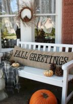 Amazing farmhouse porch decorating ideas 27