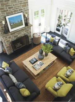 Amazing modern minimalist living room layout ideas 09