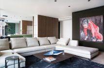 Amazing modern minimalist living room layout ideas 15