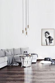 Amazing modern minimalist living room layout ideas 17