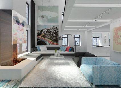 Amazing modern minimalist living room layout ideas 40