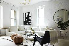 Amazing modern minimalist living room layout ideas 45