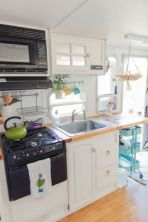Antique diy camper interior remodel ideas you can try right now 19