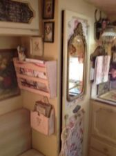 Antique diy camper interior remodel ideas you can try right now 31