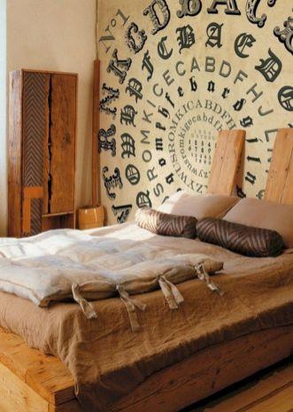 Attractive rustic italian decor for amazing bedroom ideas 15