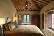 Attractive rustic italian decor for amazing bedroom ideas 26