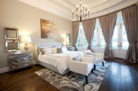 Attractive rustic italian decor for amazing bedroom ideas 29