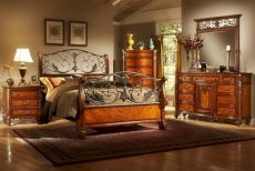 Attractive rustic italian decor for amazing bedroom ideas 34
