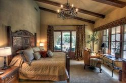 Attractive rustic italian decor for amazing bedroom ideas 35