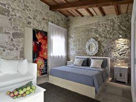 Attractive rustic italian decor for amazing bedroom ideas 43