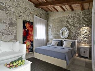 Attractive rustic italian decor for amazing bedroom ideas 43
