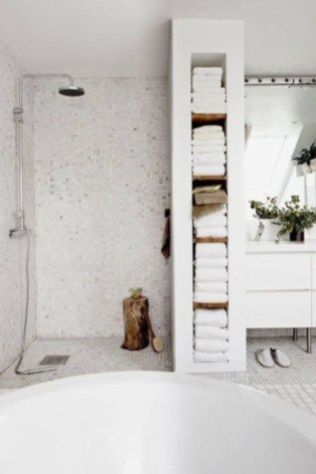 Best ideas how to creating minimalist bathroom 10