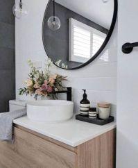 Best ideas how to creating minimalist bathroom 13