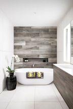 Best ideas how to creating minimalist bathroom 21