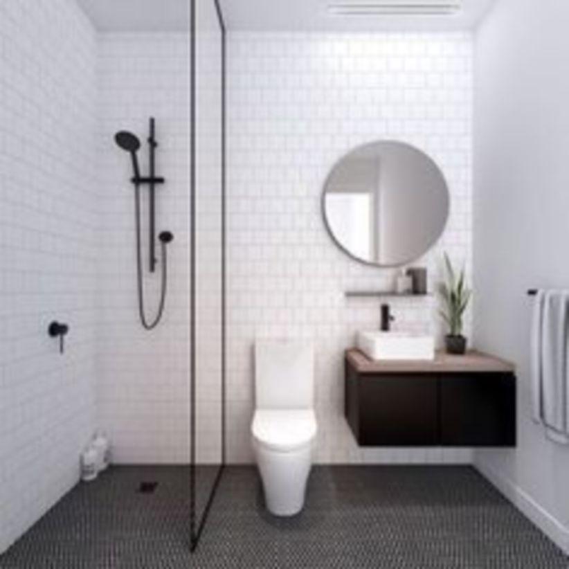 49 Best Ideas How To Creating Minimalist Bathroom