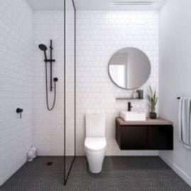 Best ideas how to creating minimalist bathroom 29