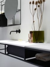 Best ideas how to creating minimalist bathroom 41