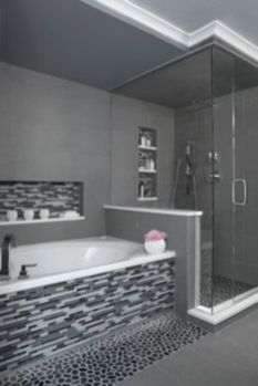 Best ideas how to creating minimalist bathroom 44