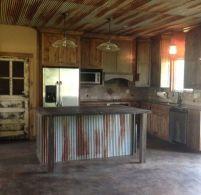 Brilliant rustic farmhouse kitchen cabinets remodel ideas 25