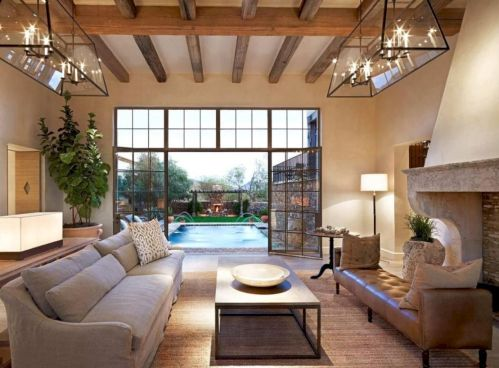 Chic home mediterranean interiors design ideas 11