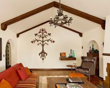 Chic home mediterranean interiors design ideas 28