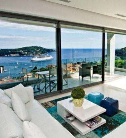 Chic home mediterranean interiors design ideas 38