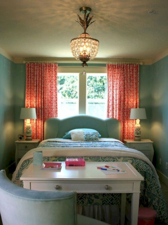Comfy and cozy small bedroom ideas 04