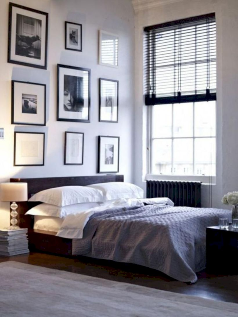 Comfy and cozy small bedroom ideas 16