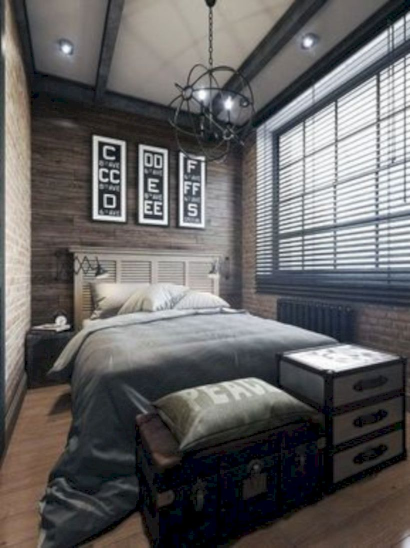 Comfy and cozy small bedroom ideas 28