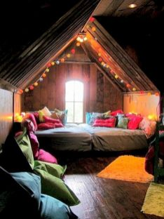 Comfy and cozy small bedroom ideas 30