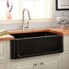 Cool farmhouse kitchen sink remodel ideas 03