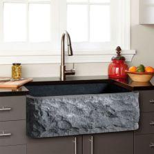 Cool farmhouse kitchen sink remodel ideas 21