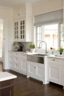 Cool farmhouse kitchen sink remodel ideas 33