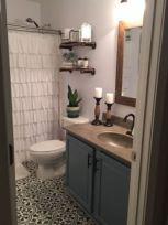 Creative diy bathroom makeover ideas 02